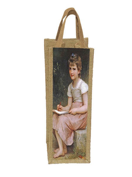 Museum Collection 6 Wine Bag
