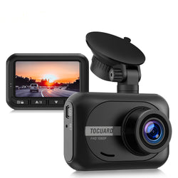Toguard CE18 Mini Dash 1080P Full HD Car Camera With WDR Parking Monitor G-Sensor