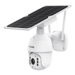 Toguard AP40 1080P Wireless With Solar Powered Battery, IP65, Full-Color Night Vision Motion Detection ,Waterproof Outdoor Security Camera