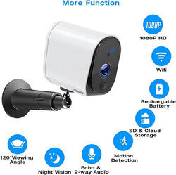 Toguard AP20 1080P FHD Wire-Free Indoor Wireless Security Camera - Toguard camera