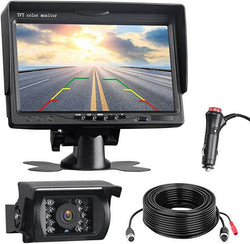 "Toguard CA711 Backup Camera for Cars 7"" LCD Screen - Toguard camera"