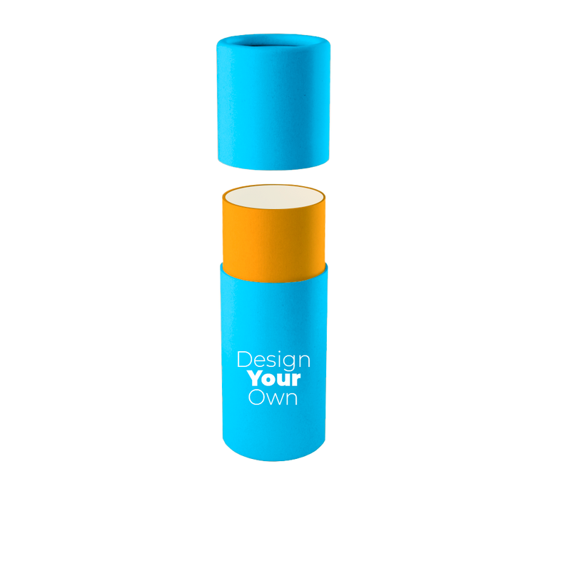 "Design Your Own - Three Piece - 1.5"" ID (Set = 500 tubes)"