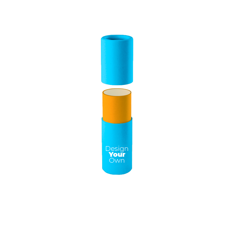 "Design Your Own - Three Piece - 1"" ID (Set = 500 tubes)"