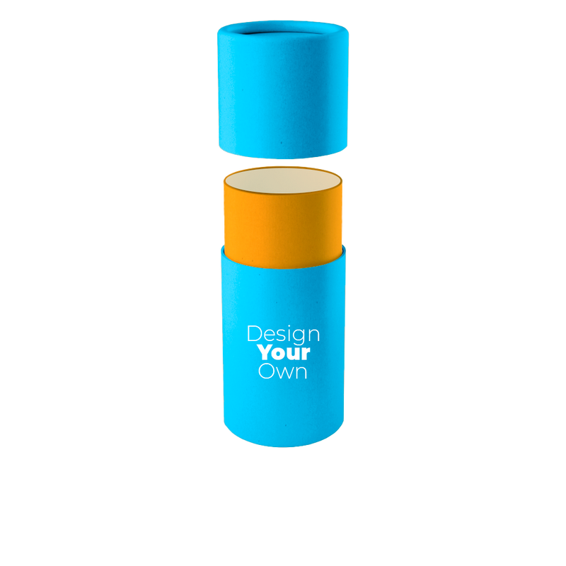 "Design Your Own - Three Piece -  2"" ID (Set = 500 tubes)"