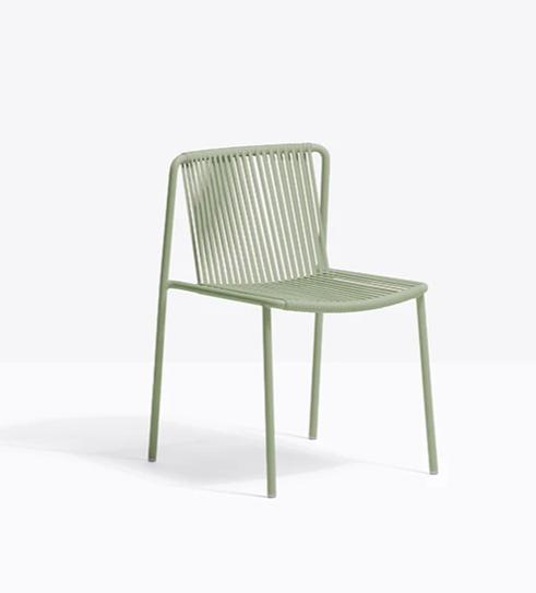 SAGE GREEN OUTDOOR CHAIR