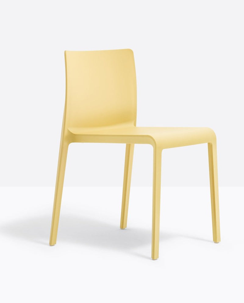 YELLOW GARDEN CHAIR