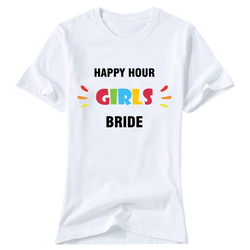 Bachelor Party  Sister Customize T-Shirt | 單身派對定制T恤
