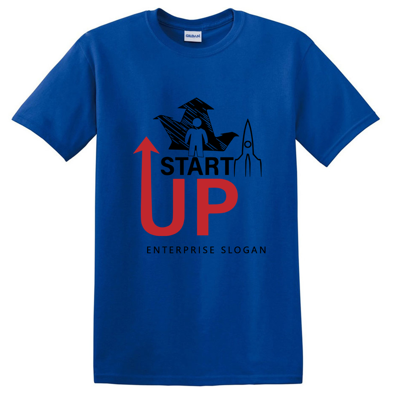 Startup Upward Customize T-Shirt | 初創定制T恤