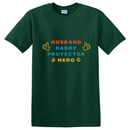 Family Hero Customize T-Shirt | 爸爸定制T恤