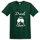 Bachelor Party  Drink In Love Customize T-Shirt | 單身派對定制