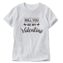Valentine Couples Customize T-Shirt | 情侶定制T恤