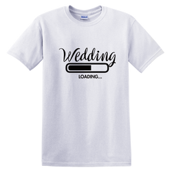 Bachelor Party  Loading Customize T-Shirt | 單身派對定制T恤