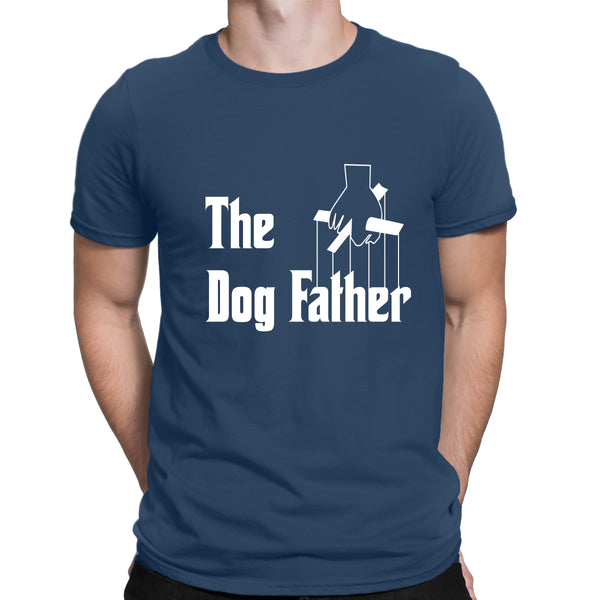 Dog Father 純棉180克T恤|Cat Mother 180G Cotton Tee | 可訂製加名
