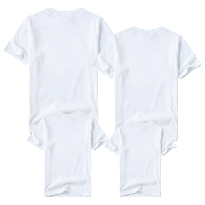 Family Wing  Customize T-Shirt (Set of 4) | 一家人定制T恤 (4件)