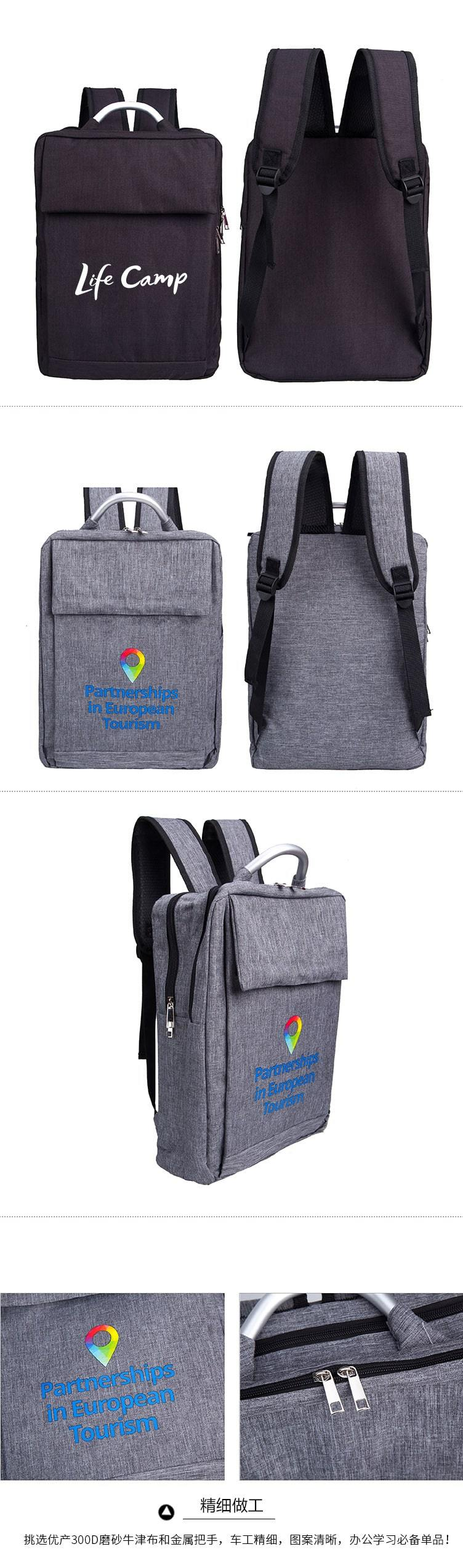 Business Travel Laptop Backpack