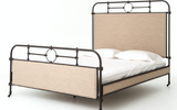 Round Top Bed King