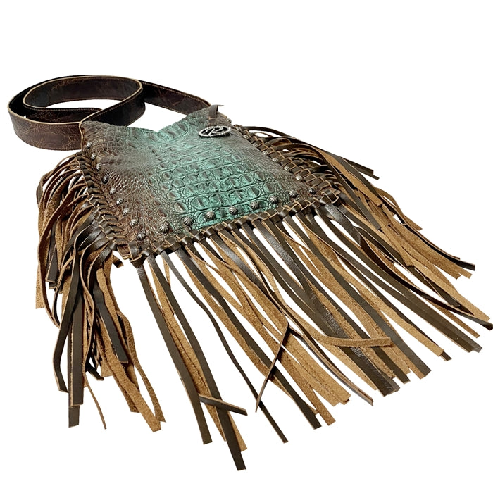 Julie's Crossbody Fringe