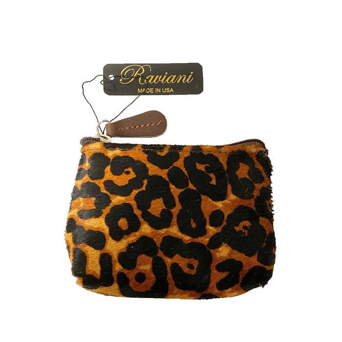 Leopard Coin bag
