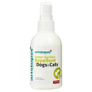 Aristopet Home & Garden Repellent for Dogs & Cats -= cat surrender, cat products, cat adoption, cat food, cat toys, cat haven perth