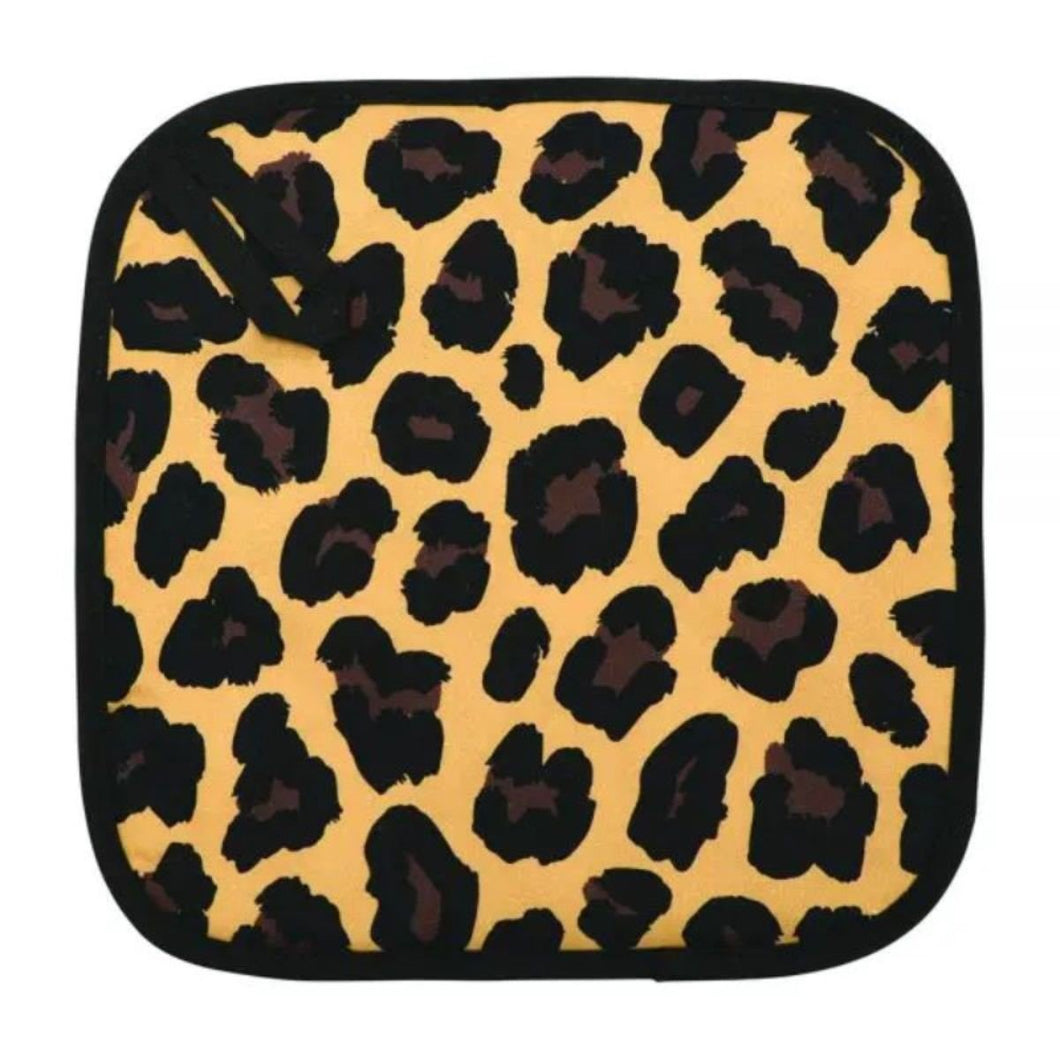 Annabel Trends Pot Holder -  Ocelot