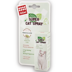 GiGwi Super Catnip Spray