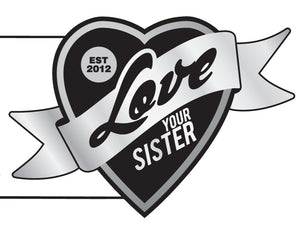 Love your Sister Charity Logo