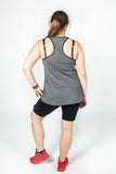 Action Back Singlet in Carbon