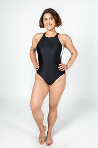 Size 14 High Neck Swimsuit
