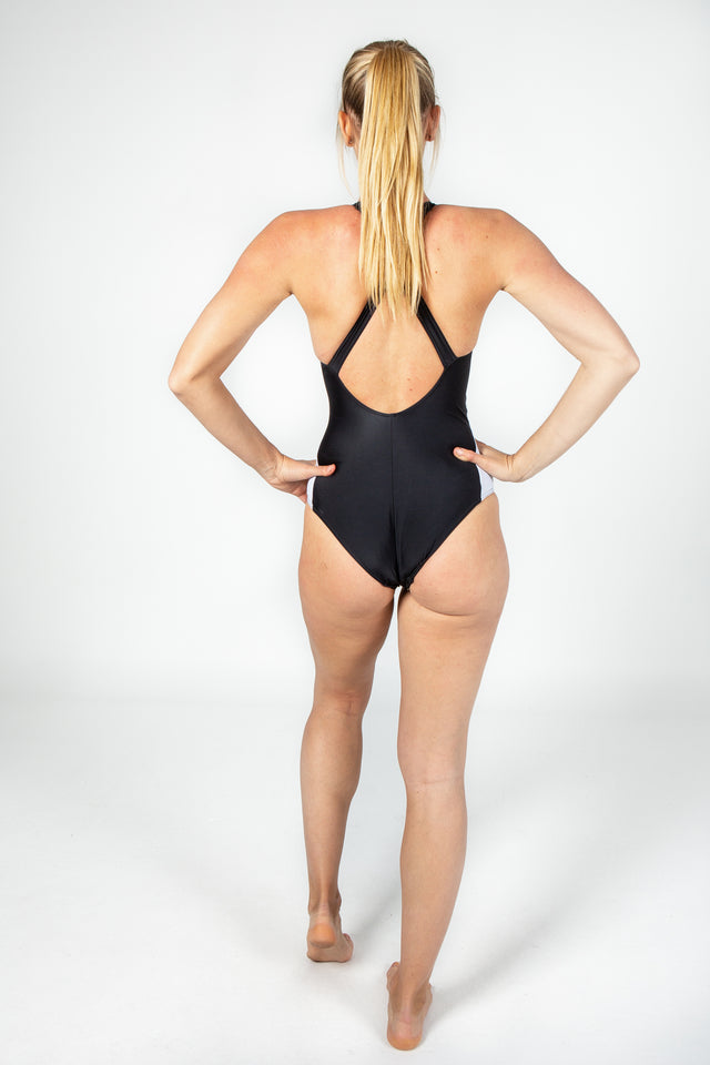 Size 10 High Neck Swimsuit