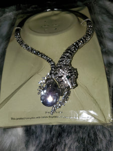 Diamond Eye Of The Tiger Neckless