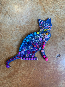 Beaded Cat Art Kit