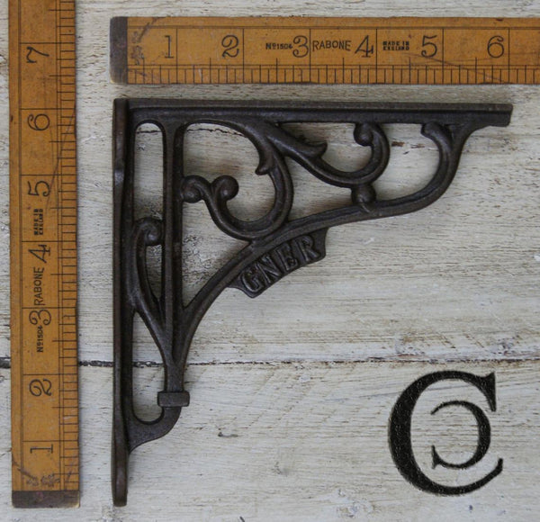 CAST industrial GNR shelf brackets