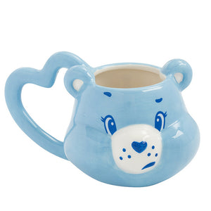 Blue Rainbow Bear Mug
