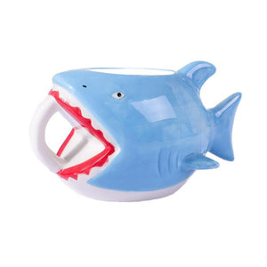 Shark Style Coffee Mugs 540ml