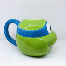 Load image into Gallery viewer, Blue Turtles Coffee Mug