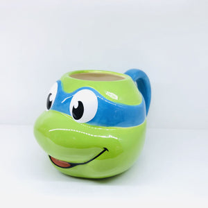 Blue Turtles Coffee Mug