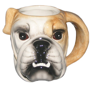 Yellow dog Mug