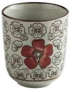 Chinese Style Pottery Cup about 200ml