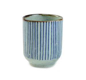 Ceramic hand painted cup about 150ml