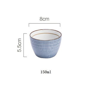 Handmade porcelain cup about 150ml