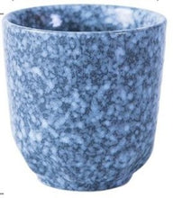 Load image into Gallery viewer, Light Blue Pottery Cup about 250ml