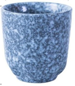 Light Blue Pottery Cup about 250ml