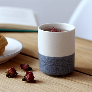 Blue CHANSHOVA Ceramic Cup 140ml