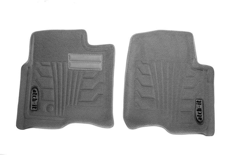 Lund 00-03 Chevy Malibu Catch-It Carpet Front Floor Liner - Grey (2 Pc.)