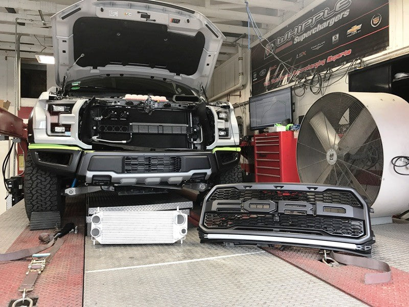 Whipple 2017-2018 F150/RAPTOR 3.5L Ecoboost Stage 1 Kit