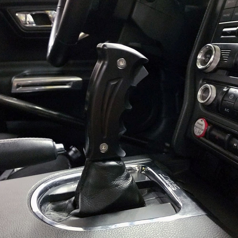 UPR 15-20 FORD MUSTANG BILLET AUTOMATIC SHIFTER HANDLE S550