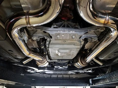 LPF Twin Turbo Kit S550 5.0L (15-17 GT)