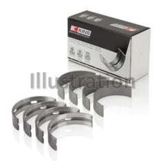 King Nissan VQ20DE, VQ25DD, VQ30DE/DD/DET, VQ35DE (Size Standard) Crankshaft Main Bearing (Set of 4)