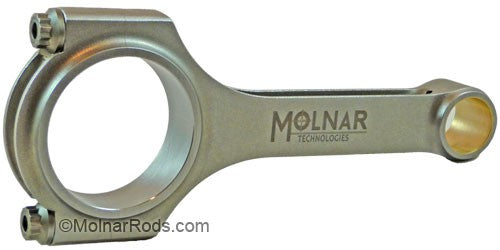 Molnar Technologies Chevy LS Chevy LS Stroker - Added Cam Clearance Power Adder Connecting Rods