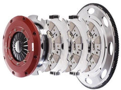 Mantic Clutch Kit - 9000 Series Sprung Street Cerametallic Triple Disc 11-17 GT
